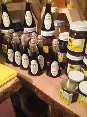 Bee Nectar and other Sunny Honey Company products